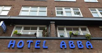 Hotel Abba - Ámsterdam - Edificio