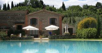 B&B Ponte a Nappo - San Gimignano - Bể bơi