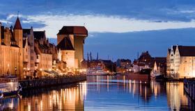 Hotel Mercure Gdansk Stare Miasto - Gdansk - Vista del exterior