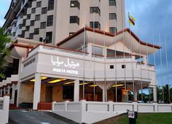 オーキッド ガーデン ホテル - バンダル スリ ブガワン - 建物