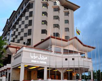 Mulia Hotel - Bandar Seri Begawan - Building