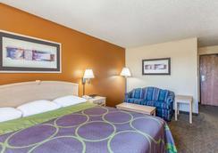 夏洛特遊樂園速 8 酒店 - 夏洛特 - 夏洛特(北卡羅來納州) - 臥室