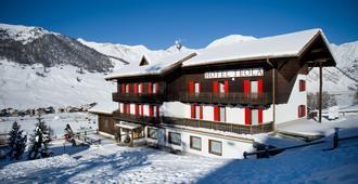 Hotel Teola - Livigno - Κτίριο