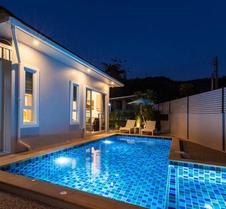 奧南華麗 5 星游泳池別墅