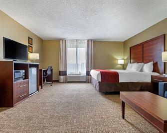 Comfort Inn and Suites Mocksville I-40 - Mocksville - Schlafzimmer