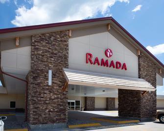 Ramada by Wyndham Columbus Hotel & Conference Center - Columbus - Gebouw