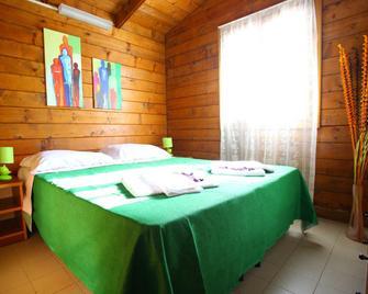 Villaggio La Bussola - Paola - Schlafzimmer