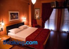 Alfa Hotel - Piraeus - Bedroom