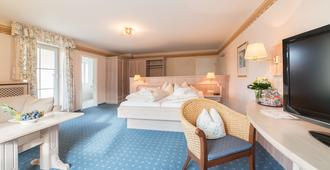 Hotel Bayernwinkel - Yoga & Ayurveda - Bad Woerishofen - Bedroom