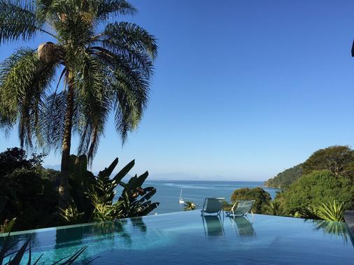 Casa Mar Paraty - Paraty - Piscina
