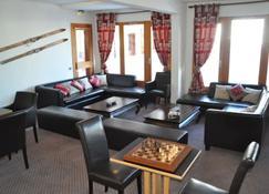 Chalet Hotel Rhododendrons - La Plagne-Tarentaise - Obývací pokoj