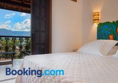 Pousada Perequê - Ilhabela - Bedroom