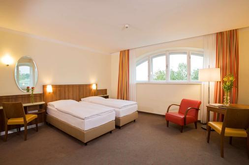 維也納 NH 貝爾韋代雷酒店 - 維也納 - 維也納 - 臥室