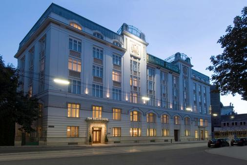 維也納 NH 貝爾韋代雷酒店 - 維也納 - 維也納 - 建築