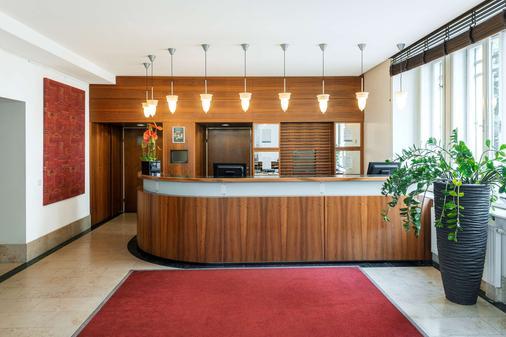 維也納 NH 貝爾韋代雷酒店 - 維也納 - 維也納 - 櫃檯
