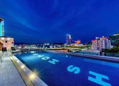 Hs Tourist Hotel - Йосу - Бассейн