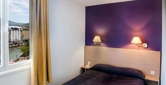 Hotel Continental - Lourdes - Camera da letto