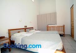 Evilion Hotel - Stalos - Bedroom
