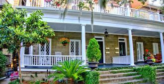 Comfortable Escape 2br Historic Downtown - Savannah - Edificio