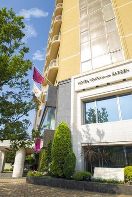 橫濱花園飯店 - 橫濱 - 建築