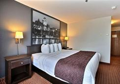 Super 8 by Wyndham Quebec City - L'Ancienne-Lorette - Bedroom