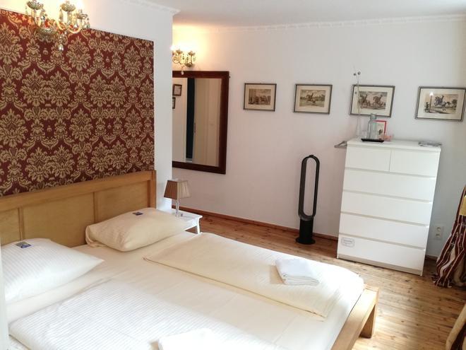 卡斯特爾酒店 - 雷根斯堡 - 臥室