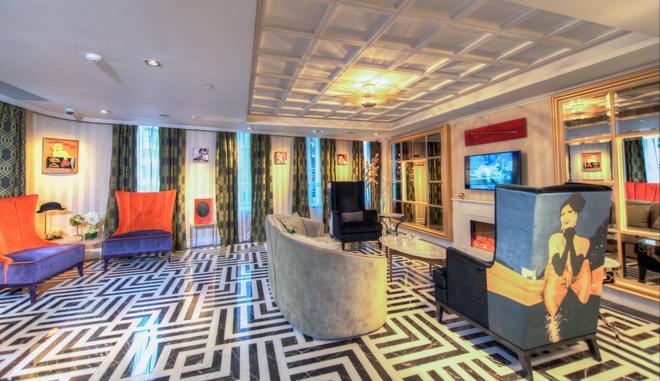 Madera Hollywood - Hong Kong - Lounge