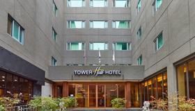 Tower Hill Hotel - Μπουσάν - Κτίριο