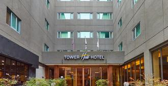 Tower Hill Hotel - Busan - Building