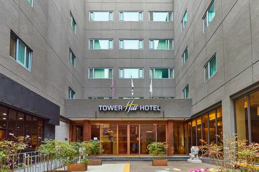 Tower Hill Hotel - Busan - Rakennus