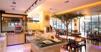Tower Hill Hotel - Busán - Buffet