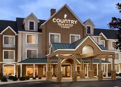 Country Inn & Suites by Radisson, Savannah I-95 N - Port Wentworth - Building