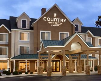 Country Inn & Suites by Radisson, Savannah I-95 N - Port Wentworth - Edificio