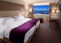 Radisson Blu Hotel Manchester Airport - Manchester - Bedroom