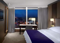 Radisson Blu Hotel Manchester Airport - Manchester - Bedroom