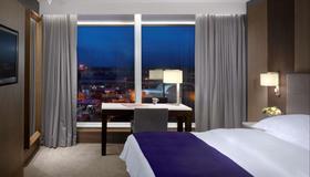 Radisson Blu Hotel Manchester Airport - Manchester - Schlafzimmer