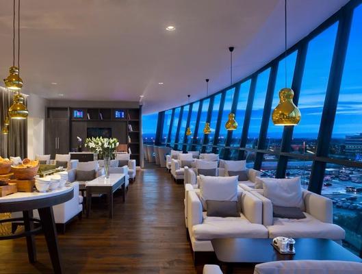 Radisson Blu Hotel Manchester Airport - Manchester - Restaurant