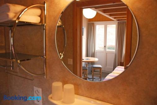 Hotel Alpenblick - Grindelwald - Bathroom