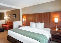 Comfort Suites Airport - Boise - Bedroom