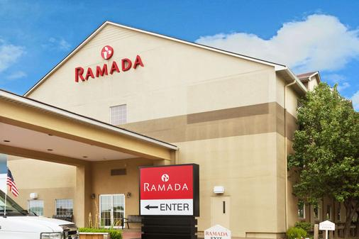 Ramada by Wyndham Louisville Expo Center - Louisville - Rakennus