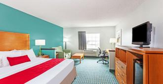 Ramada by Wyndham Louisville Expo Center - Louisville - Yatak Odası