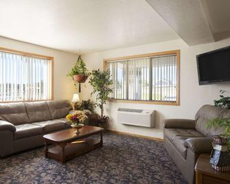 Super 8 by Wyndham Johnstown - Johnstown - Sala de estar