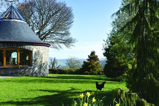 Errichel House And Cottages - Aberfeldy - Θέα στην ύπαιθρο