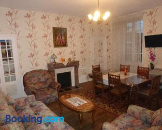 Maison Commandant Blaison - Lapalisse - Living room