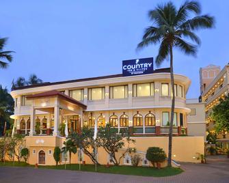 Country Inn & Suites By Radisson, Goa Candolim - Panaji - Building