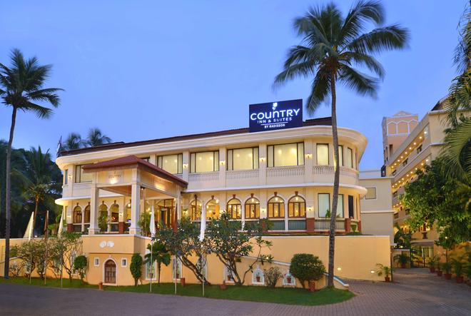 Country Inn & Suites By Radisson, Goa Candolim - Panaji - Building