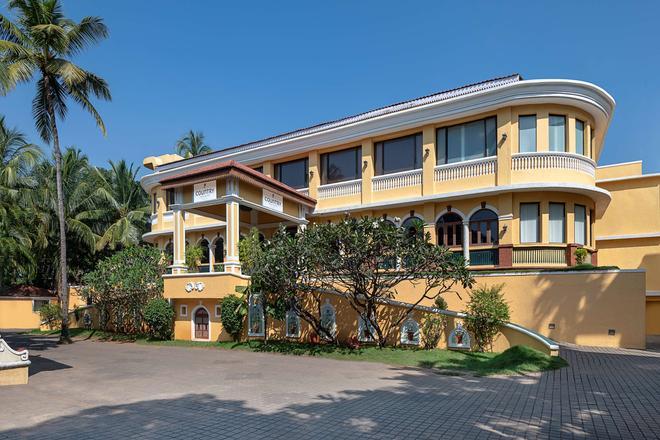 Country Inn & Suites By Radisson, Goa Candolim - Panaji - Rakennus