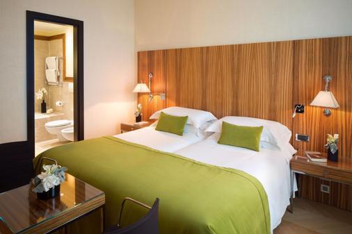 Starhotels Anderson - Μιλάνο - Κρεβατοκάμαρα