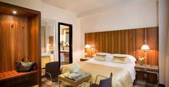 Starhotels Anderson - Milan - Bedroom