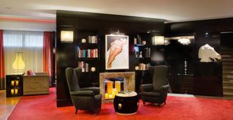 Starhotels Anderson - Milaan - Lounge